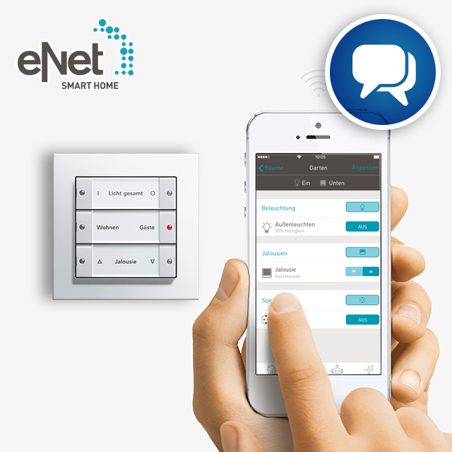 Workshop eNet SMART HOME