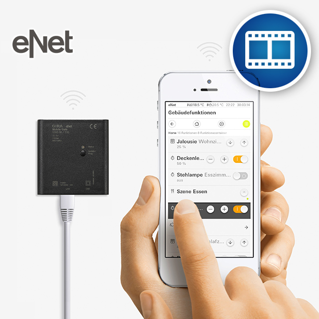 eNet Mobile Gate - Training videos