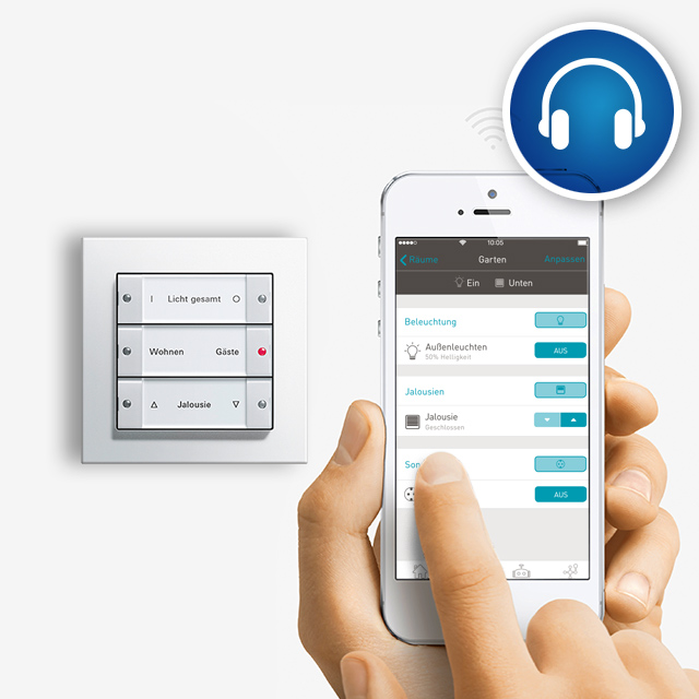 Gira eNet SMART HOME - Simply retrofit
